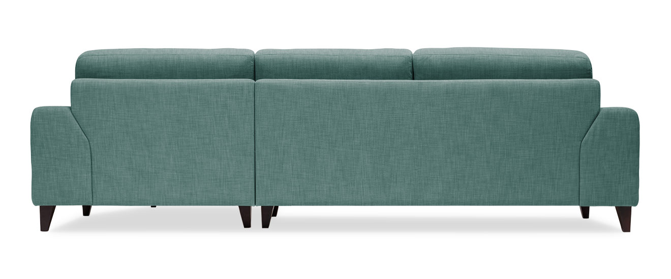 Sofa mit Chaiselongue Ancona
