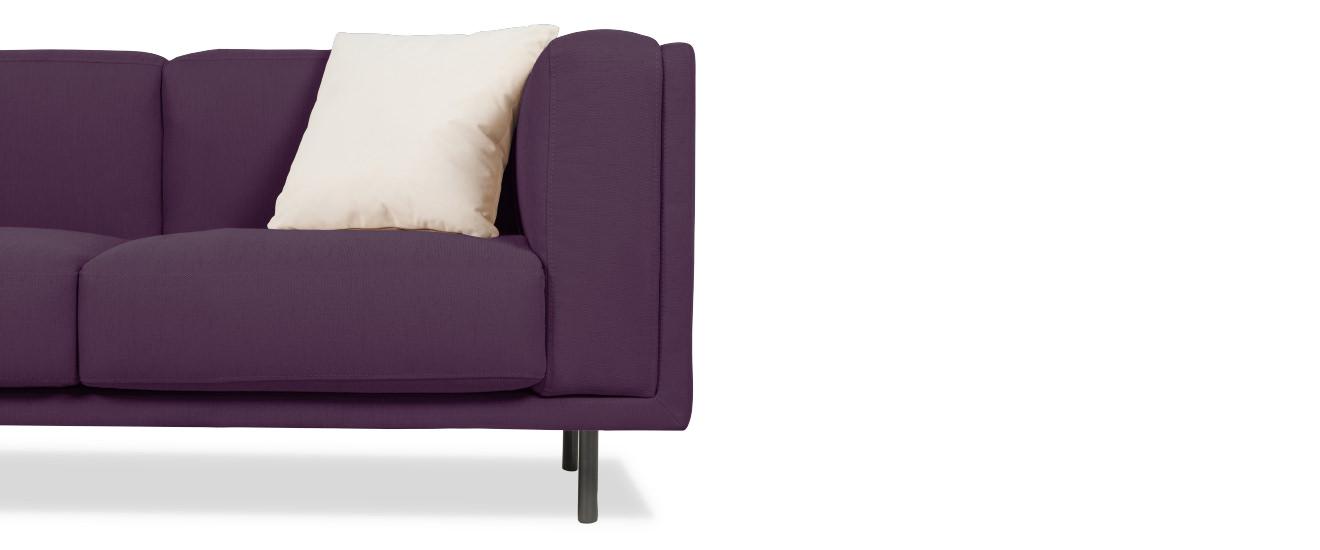 2-Sitzer Sofa Manhattan