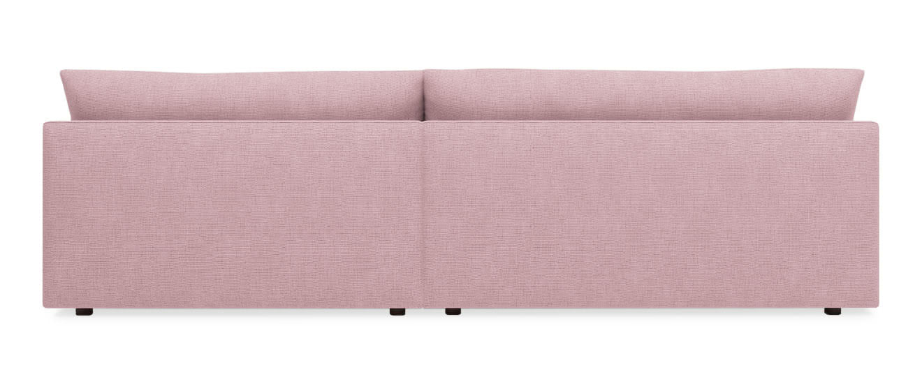 Mini Sofa mit Chaiselongue Porto