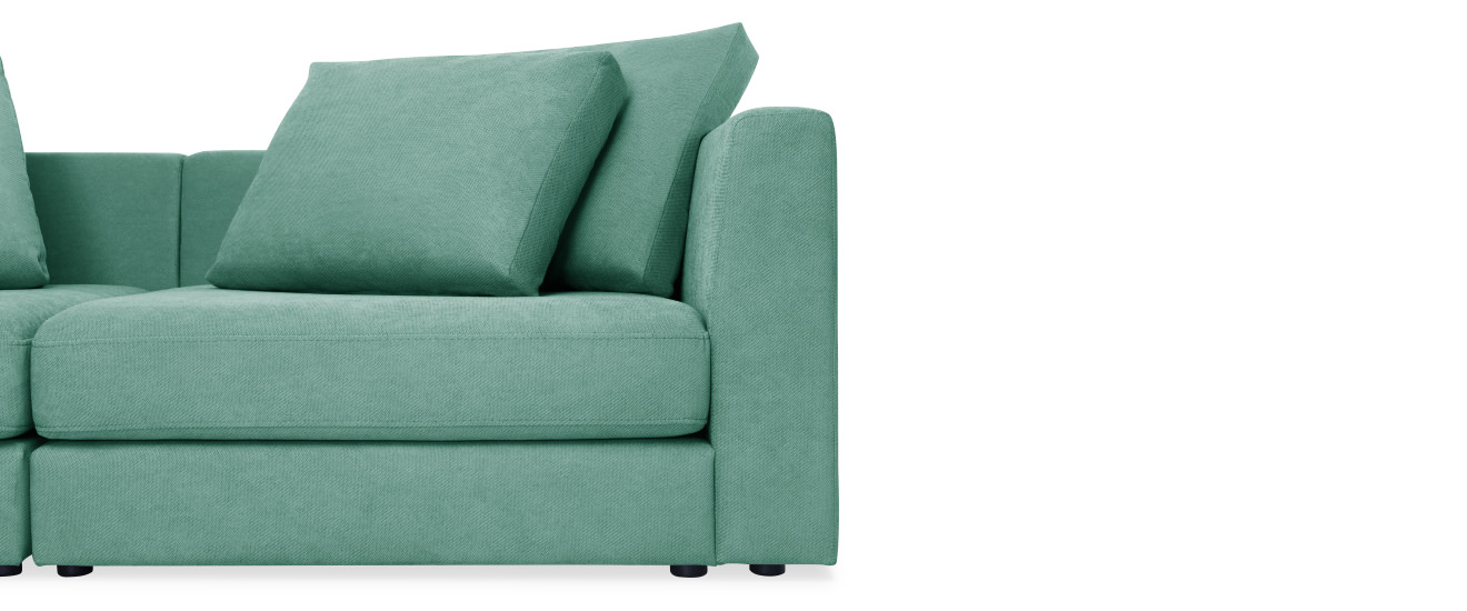 3-Sitzer Sofa Rimini