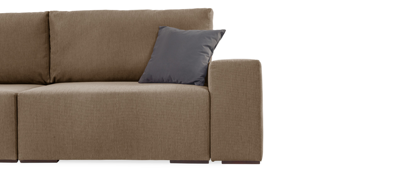 3-Sitzer Schlafsofa Riposa