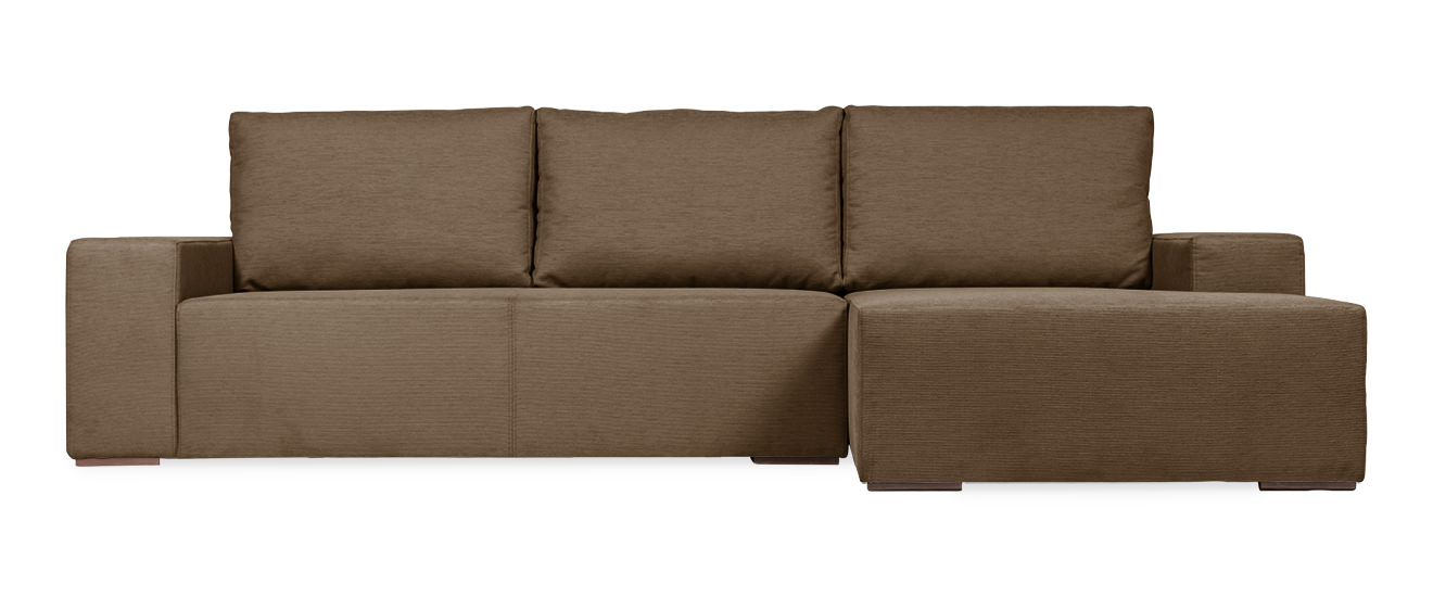 Sofa mit Chaiselongue Riposa
