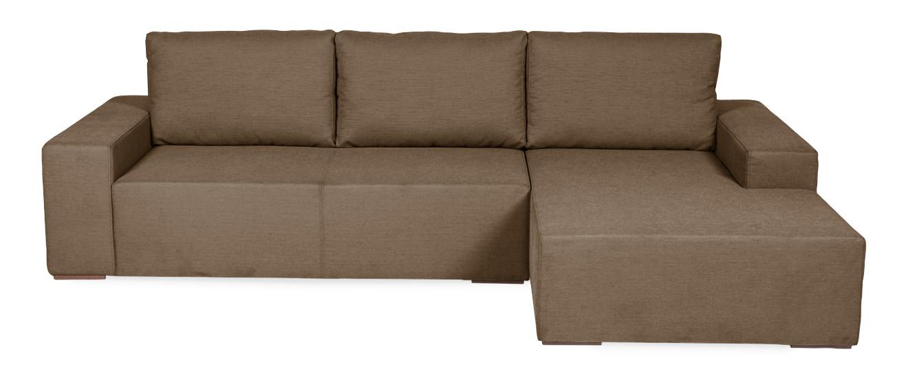 Sofa mit Chaiselongue Riposa