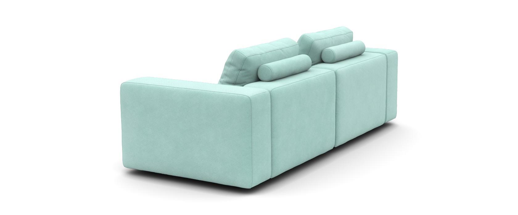 2-Sitzer Sofa Domino