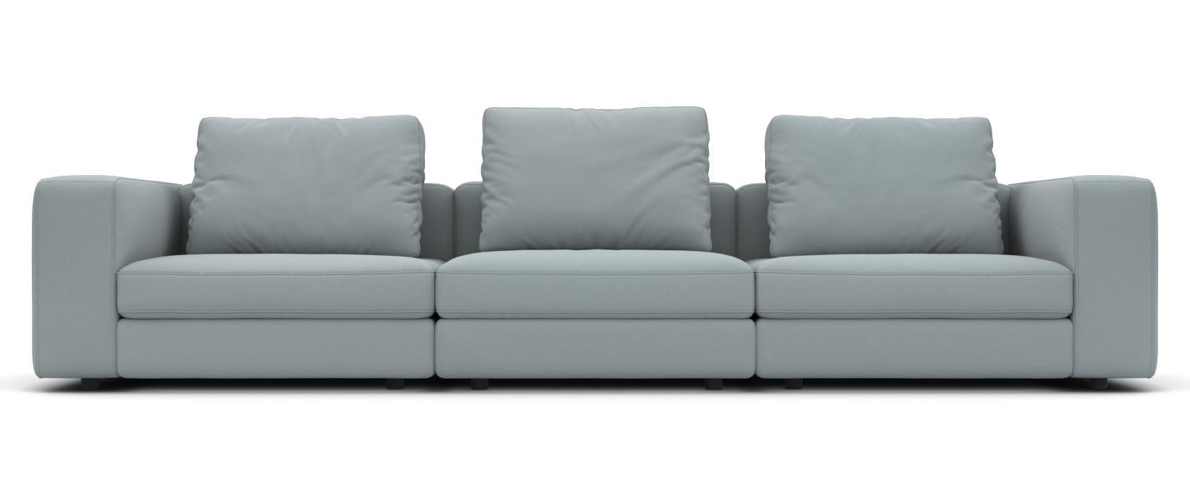 3-Sitzer Sofa Domino