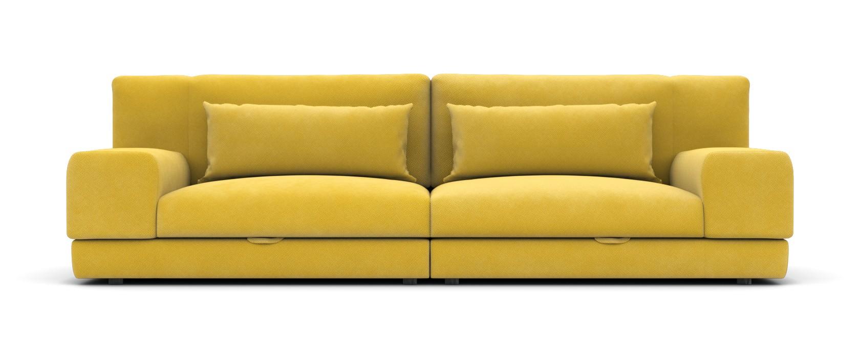 3-Sitzer Schlafsofa Latina
