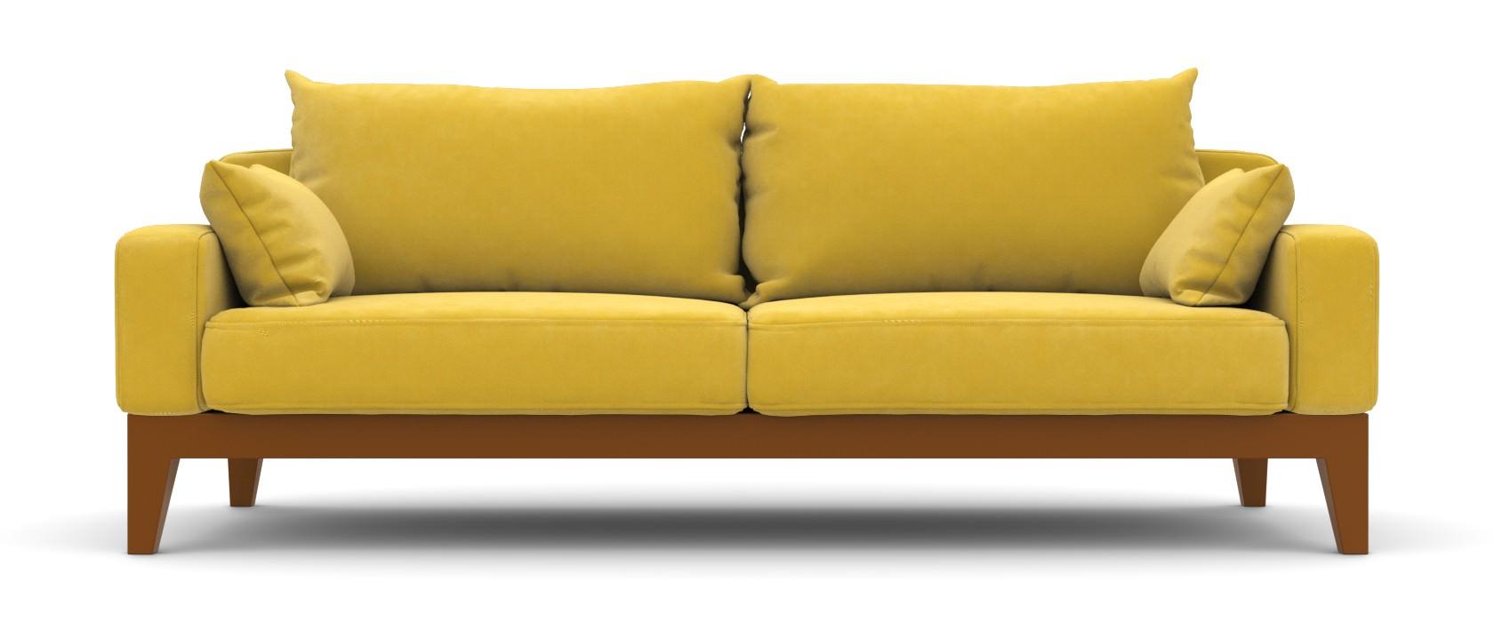 3-Sitzer Sofa Lobby