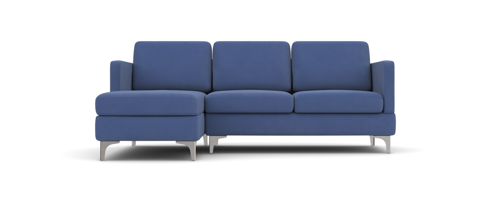 Sofa mit Chaiselongue Manfredo Club