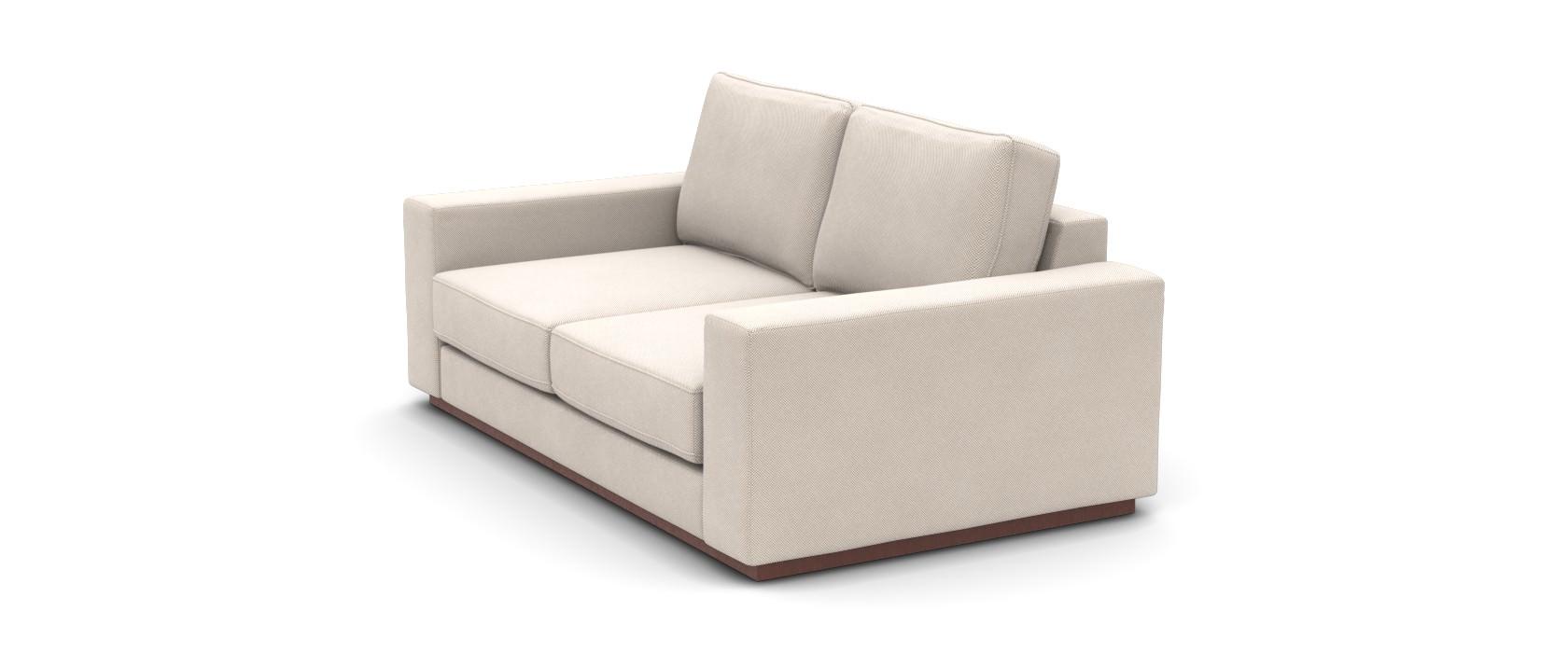 2-Sitzer Sofa Milano Lounge