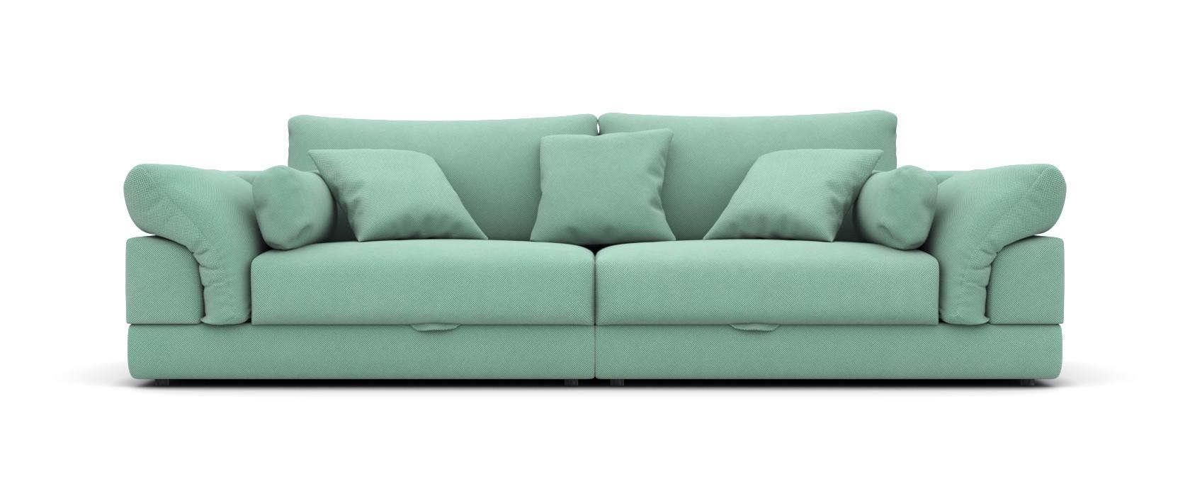 3-Sitzer Schlafsofa Nube