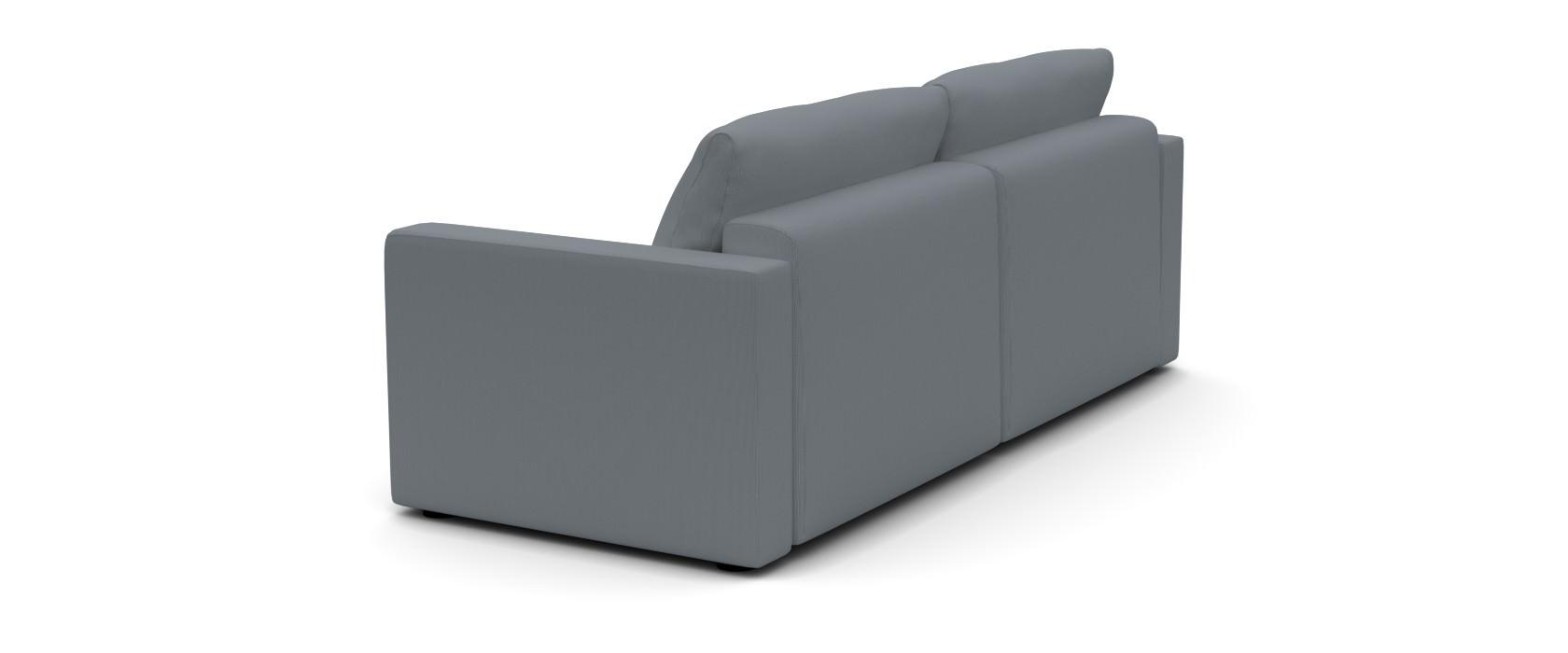 3-Sitzer Schlafsofa Teo